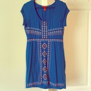 Chelsea & Violet Embroidered Dress
